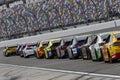 NASCAR: February 18 Daytona 500 Royalty Free Stock Photo