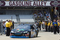 NASCAR:  FedEx Allstate 400 at the Brickyard Royalty Free Stock Photo