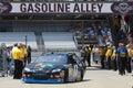 NASCAR:  FedEx Allstate 400 at the Brickyard Royalty Free Stock Photo