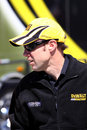 NASCAR - former Champ Kenseth Royalty Free Stock Images