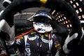 NASCAR:  Jamie McMurray LifeLock.com 400 Royalty Free Stock Photo