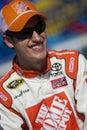 NASCAR: Joey Logano Royalty Free Stock Photo