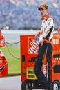 NASCAR: Joey Logano LifeLock.com 400 Royalty Free Stock Photo
