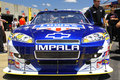 NASCAR - Johnsons #48 Lowes Impala 2010 Stockbilder