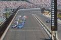 NASCAR:  Jul 31 Brickyard 400 Royalty Free Stock Photo