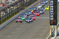 NASCAR: Jul 31 Brickyard 400 Royalty Free Stock Photo