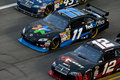 NASCAR:  July 02 Coke Zero 400 Royalty Free Stock Photo
