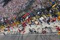 NASCAR: July 26 Allstate 400 at the Brickyard Royalty Free Stock Photo