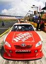 NASCAR - Logano's #20 Home Depot Camry Royalty Free Stock Photo
