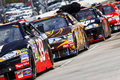 NASCAR - Martinsville Pit Road Views Royalty Free Stock Images