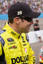 Nascar matt kenseth at phoenix international racew spring cup driver before start of race advocare sprint cup race raceway driver Stock Photo
