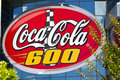 NASCAR:  May 30 Coca-Cola 600 Royalty Free Stock Image