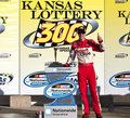 NASCAR:  Oct 02 Kansas Lottery 300 Stock Photography
