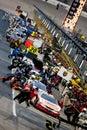NASCAR:  September 05 Degree V12 300 Royalty Free Stock Photos