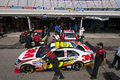 NASCAR:  September 25 AAA 400 Royalty Free Stock Image