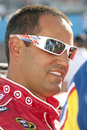 NASCAR Sprint Cup Race Driver Juan Montoya Royalty Free Stock Photos