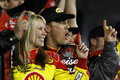 NASCAR Sprint Cup Series Budweiser Shootout Stock Images