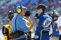 NASCAR  Sprint Cup Series Samsung 500 Apr 3 Royalty Free Stock Image