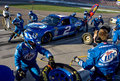 NASCAR Sprint Cup Series Shelby 427 Mar 01 Royalty Free Stock Photo