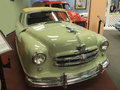 Nash rambler convertible at display at dezer museum miami usa the museum is actually the private collection of the real estate Royalty Free Stock Image