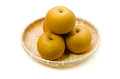 Nashi pear Stock Images