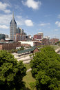 Nashville Tennessee Royalty Free Stock Photos