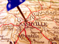 Nashville, Tennessee Royalty Free Stock Images