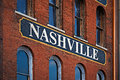 Nashville Royalty Free Stock Photo