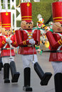 Natal toy soldier Foto de Stock Royalty Free