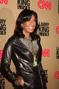 Natalie cole los angeles dec arrives at cnn s larry king live final broadcast party at spago on december in beverly hills ca Royalty Free Stock Photo