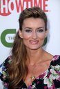 Natascha mcelhone at the cbs the cw and showtime tca party the pagoda beverly hills ca Stock Images