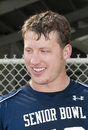 Nate Solder Royalty Free Stock Images