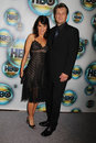 Nathan Fillion, Perrey Reeves Stock Photography