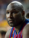 Nathan Jawai of Barcelona Royalty Free Stock Photos