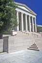 National archives home of the constitution washington dc Stock Photography