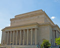 National Archives of the USA Royalty Free Stock Image