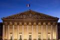National assembly, Paris, France Stock Photos