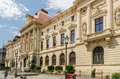 National bank of romania bucharest june the on june in bucharest located downtown bucharest it is the central Stock Photography