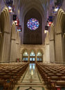 The National Cathedral Interior