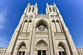 National Cathedral, Washington DC, United States Royalty Free Stock Photo