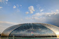 National Centre for the Performing Arts (China) Royalty Free Stock Photo