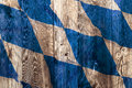 National Flag Of Bavaria, Wood...
