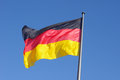 The national German flag Stock Photography