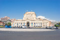 The national history museum of armenia located on republic square was founded in as ethnographic anthropological Stock Image