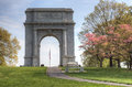 National Memorial Arch Royalty Free Stock Photos