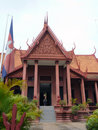 National Museum, Cambodia Royalty Free Stock Image