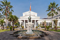 National museum the of indonesia it is an archeological historical ethnological and geographical Stock Photography
