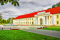 National museum of lithuania in vilnius the oldest the country Stock Photos