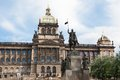 National Museum in Prague, Czech Republic,,, Stock Photography