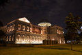 National Museum of Singapore night Royalty Free Stock Photo